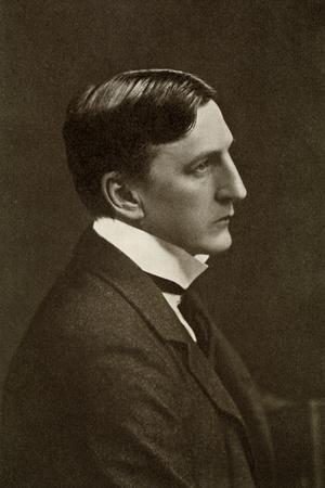Alfred Edward Woodley Mason, British Author, 1910
