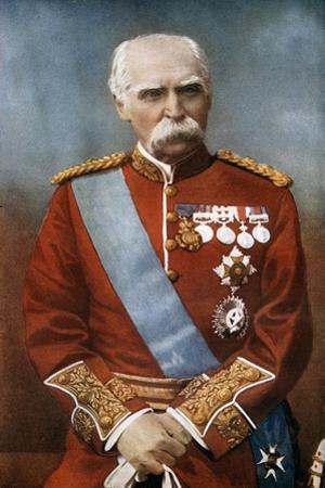 Field Marshal Sir Donald Martin Stewart, British Soldier, C1900
