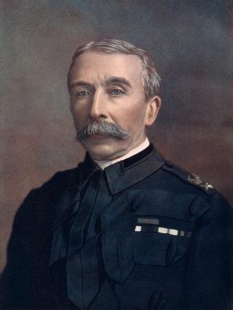 General Edward Chapman, Commanding the Troops of Scotland, 1902