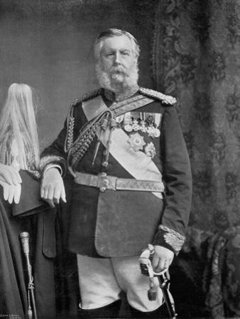 General Prince Edward of Saxe-Weimar, 1896