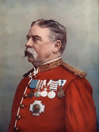 General Sir Hugh Gough, Keeper of the Jewels, Tower of London, 1902