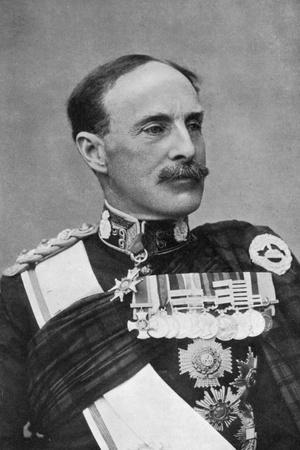 General Sir Ian Hamilton, British Soldier, 1920