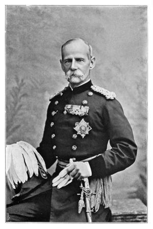 Lord Roberts, British Soldier, 1901