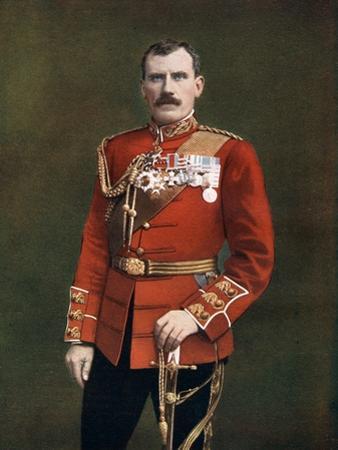 Major-General Hector Archibald Macdonald, British Soldier, 1902