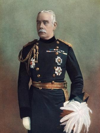 Major-General Sir John Carstairs Mcneill, Equerry to Hm the Queen, 1902