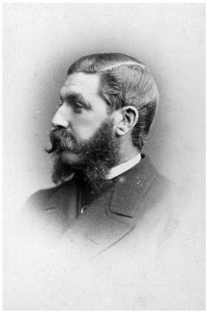 Portrait of a Man, C1880-1909