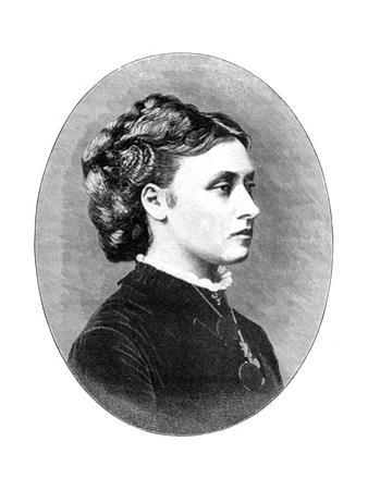 Princess Louise, Duchess of Argyll, Fourth Daughter of Queen Victoria, 1900