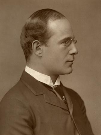Richard Mansfield, British Actor-Manager, 1888