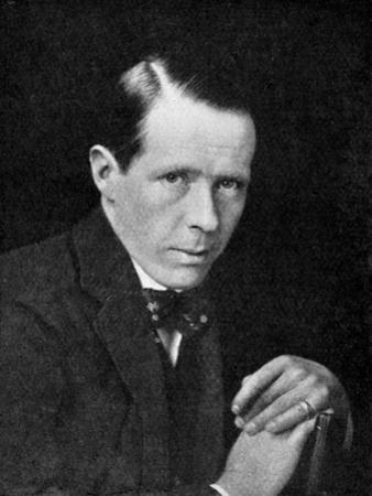Sir William Orpen, Irish Painter, C1920
