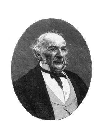 William Ewart Gladstone, British Liberal Party Statesman and Prime Minister, C1890