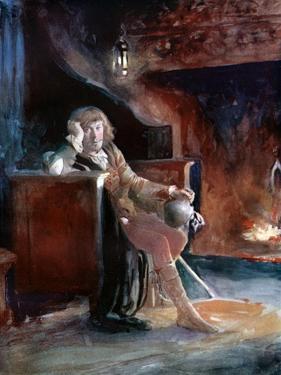 George Alexander in If I Were King, C1902 by Ellis & Walery