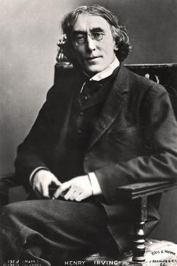 Harry Brodribb Irving (1870-191), English Actor, 1905 by Ellis & Walery