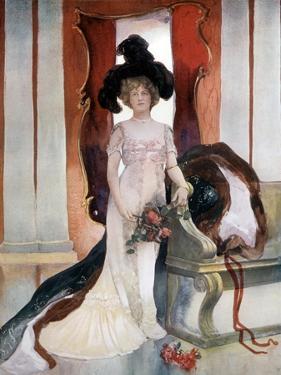 Marie Studholme in the Toreador, C1902 by Ellis & Walery