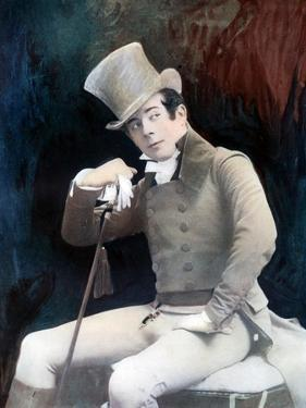 Sir Seymour Hicks in Quality Street, C1902 by Ellis & Walery