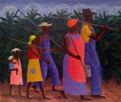 Field Workers by Ellis Wilson