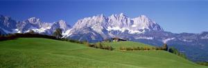 Ellmau Wilder Kaiser Tyrol, Austria