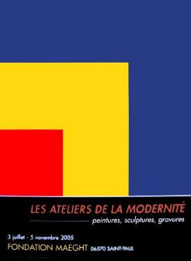 Red, Yellow, Blue, c.1963 by Ellsworth Kelly