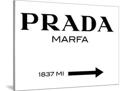 Prada Marfa Sign by Elmgreen and Dragset