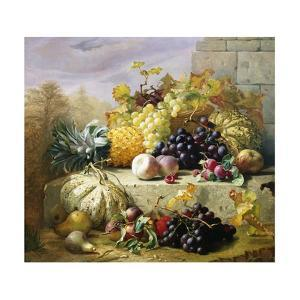 A Profusion of Fruit by Eloise Harriet Stannard by Eloise Harriet Stannard