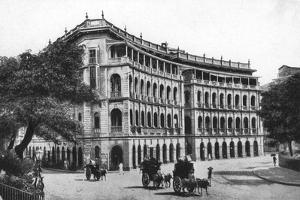Elphinstone Circles, Bombay, India, Early 20th Century