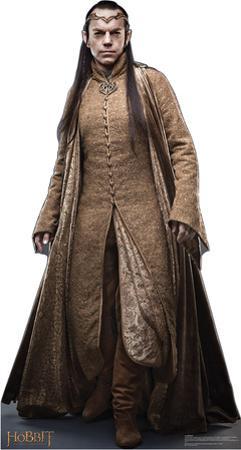 Elrond - The Hobbit Movie Cardboard Stand Up