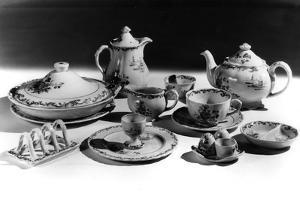 Dainty Breakfast Set by Elsie Collins