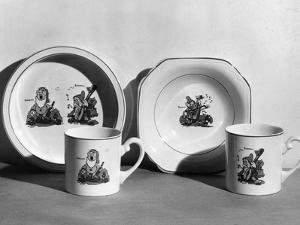'Seven Dwarfs' China by Elsie Collins
