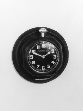 Shock Proof Car Clock by Elsie Collins