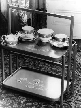 Tea Stand 1930S by Elsie Collins