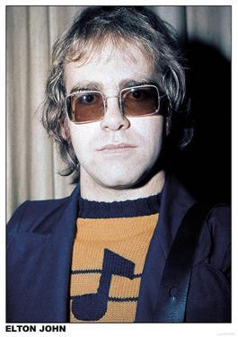 Elton John notable jumper