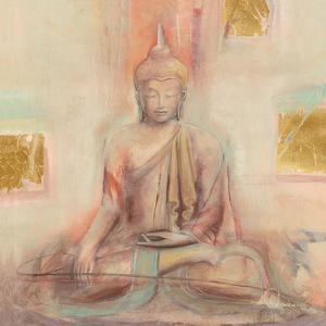 Buddha I by Elvira Amrhein