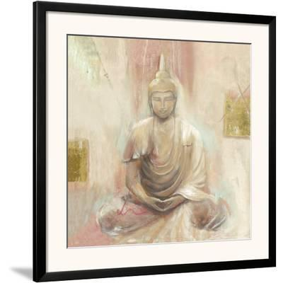 Buddha II by Elvira Amrhein