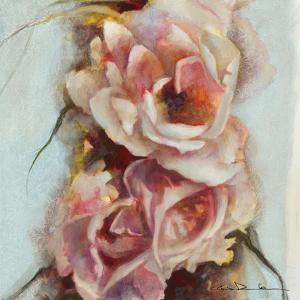 Exubérance de printemps II by Elvira Amrhein