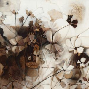 Le jardin de Tara II by Elvira Amrhein