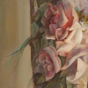 Les roses de mon jardin I by Elvira Amrhein