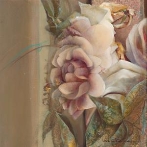 Les roses de mon jardin II by Elvira Amrhein