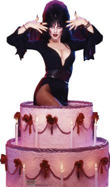 Elvira Cake - Talking