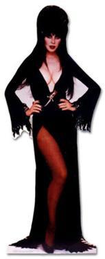 Elvira, Mistress of the Dark Lifesize Cardboard Cutout