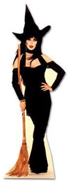 Elvira, Mistress of the Dark Lifesize Standup