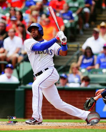 Elvis Andrus 2014 Action