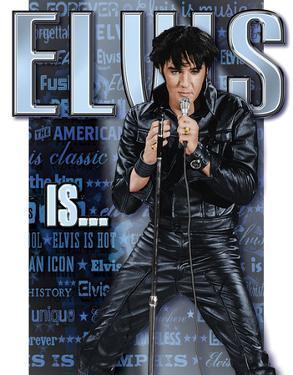Elvis Is…