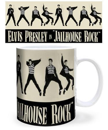 Elvis - Jailhouse Rock Mug