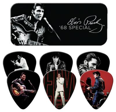Elvis Presley - 68 Special Guitar Picks