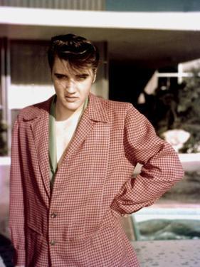 Elvis Presley April 1956 Las Vegas Nevada Usa Elvis Presley Sings at Frontier Hotel