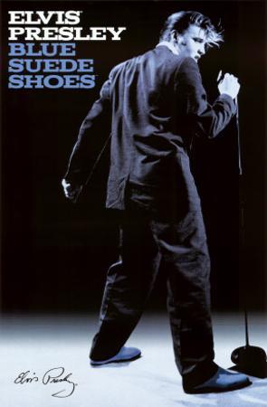Elvis Presley - Blue Sueded Shoes