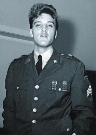 Elvis Presley- Germany 1960