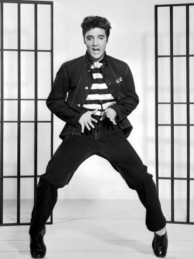 "Elvis Presley. ""Jailhouse Rock"" 1957, Directed by Richard Thorpe"