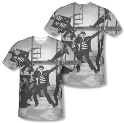 Elvis Presley - Jubilant Felons (Front/Back Print)