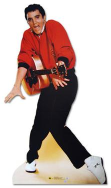 Elvis Presley Lifesize Cardboard Cutout
