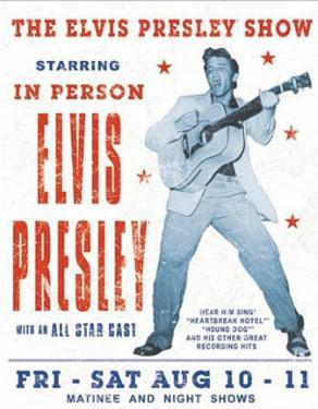 Elvis Presley Show Concert